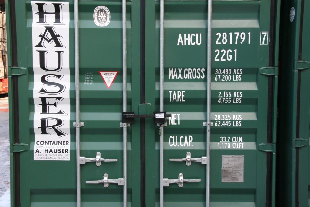 Containerschloss